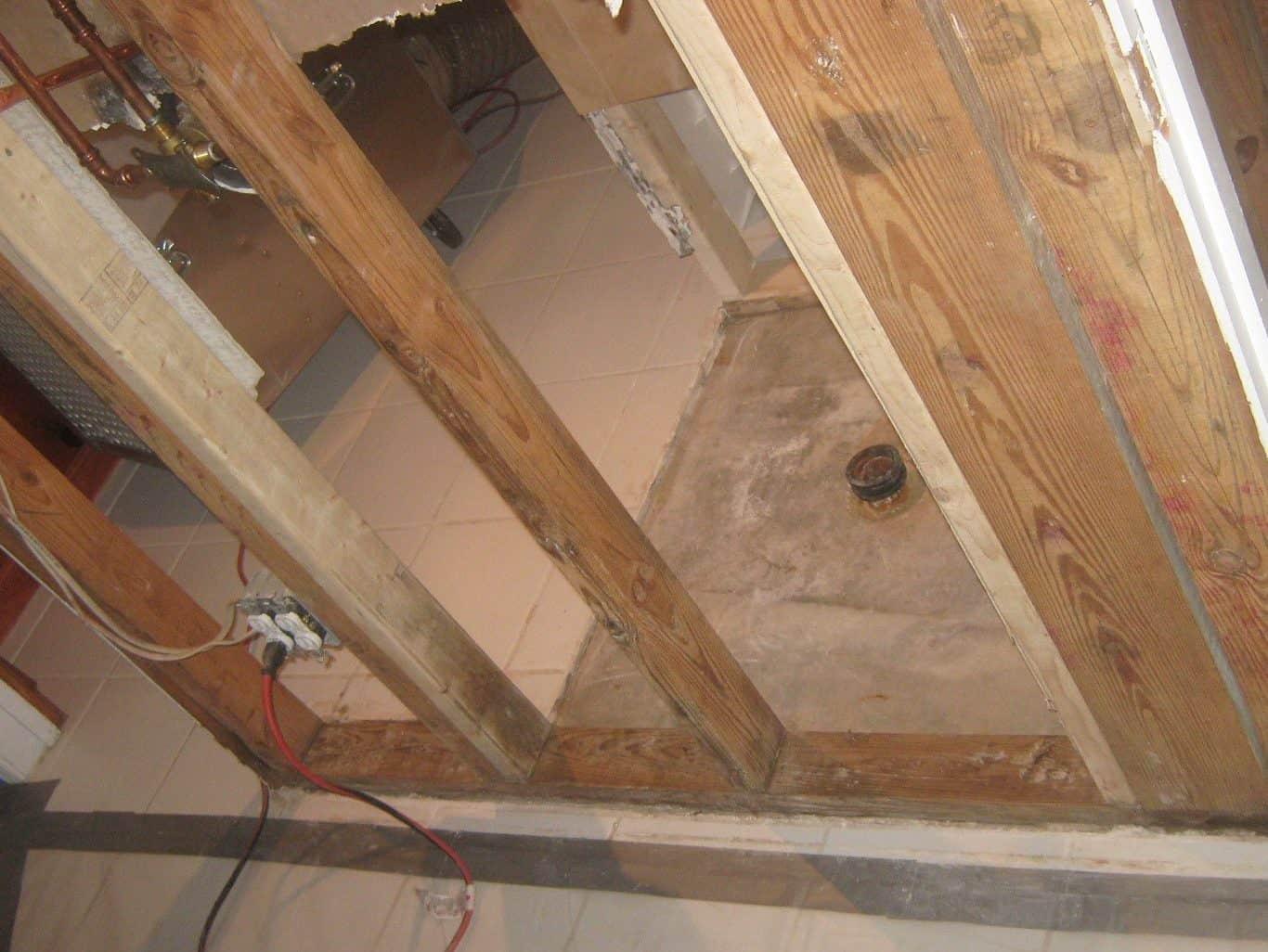 7. Valor Mold Removal - Mold Remediation In Basement- Arlington VA (After)