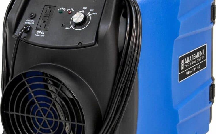 How Most Remediators In Central VA, Northern VA DC Botch Air Pressure