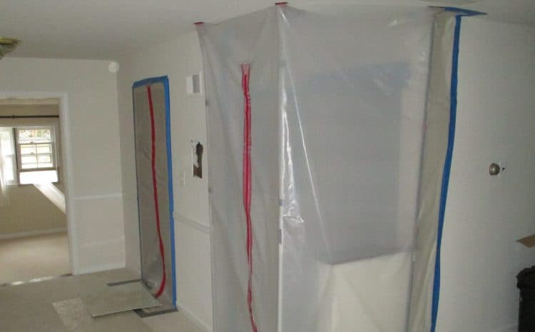 Picture-Proof We Practice Top-Notch Mold Containment