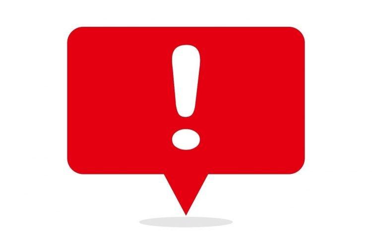 Image: Warning Sign