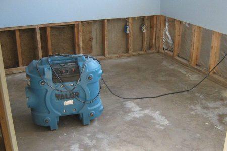 valor mold remediation in bedroom